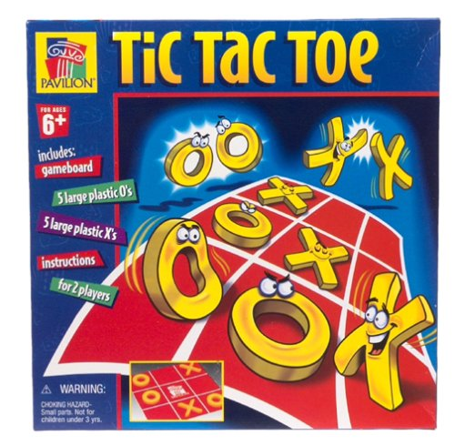 Tic Tac Toe Board Game (Tic Tac Toe Game compare prices)