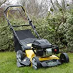 BMC BIG 20 Petrol Lawn Mower Powered...