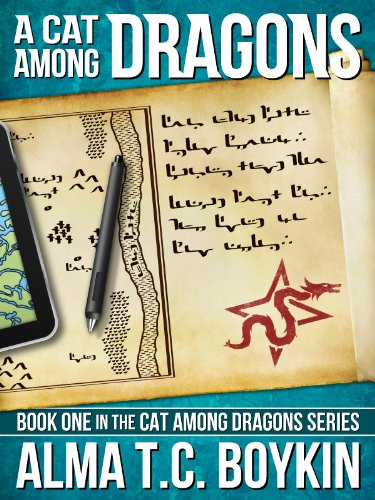Amazon.com: A Cat Among Dragons eBook: Alma Boykin: Books