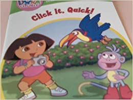 Nick Jr Dora the Explorer Book