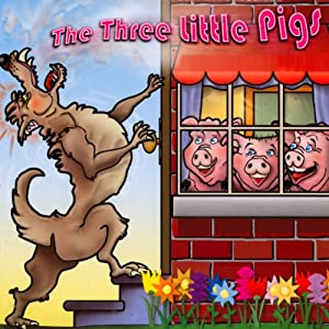 The Three Little Pigs | [Joseph Jacobs]