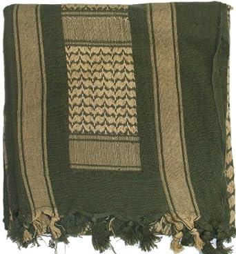 Foliage Green Military Shemagh Arab Tactical Desert Keffiyeh Scarf