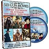 Six Gun Movies (6 films in one package!)
