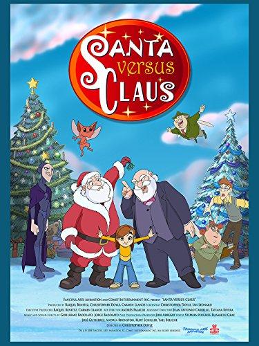 Santa vs Claus