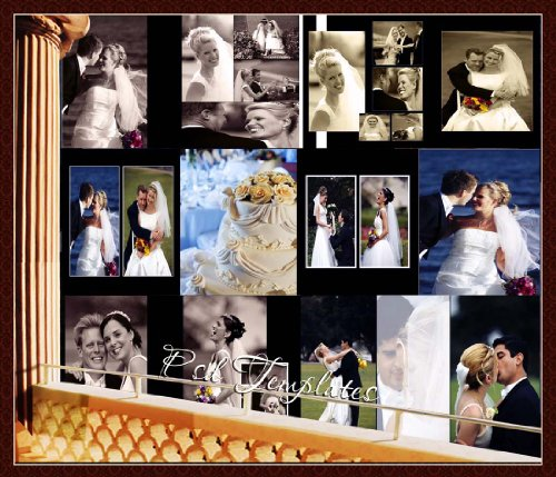 1200 Wedding Digital Photo Backdrops & Templates