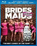 610RRHtA77L. SL160  Bridesmaids (Two Disc Blu ray/DVD Combo + Digital Copy in Blu ray Packaging)