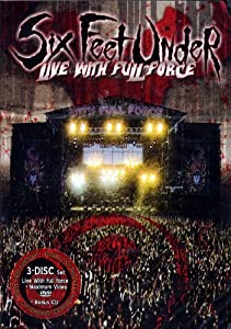 Six Feet Under - Live With Full Force [(2 DVD+CD)]