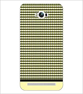 PrintDhaba Bat Pattern D-1924 Back Case Cover for ASUS ZENFONE MAX ZC550KL (Multi-Coloured)