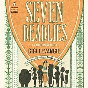 Seven Deadlies Audiobook