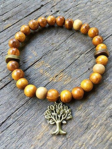 womens-tree-of-life-sandalwood-reiki-stretch-bracelet