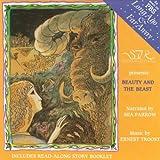 echange, troc Mia Farrow & Ernest Troost - Beauty & the Beast