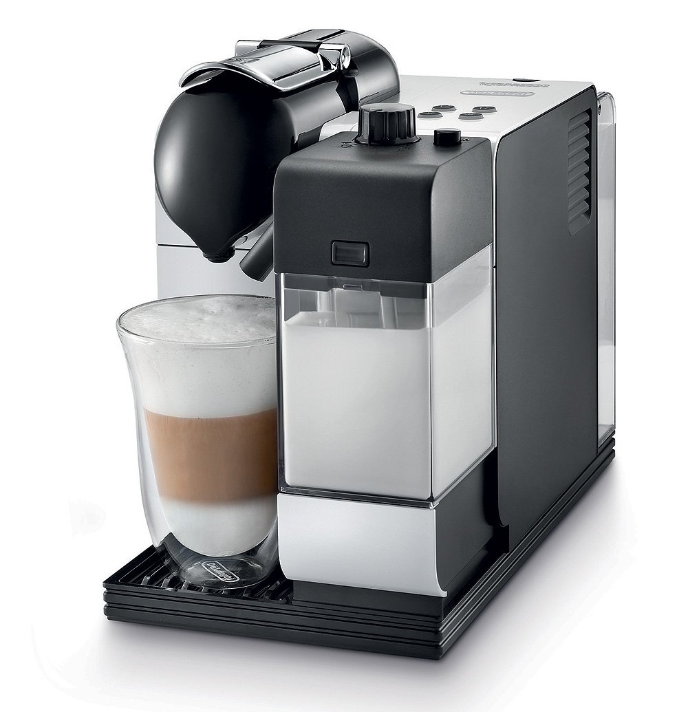 Delonghi EN520.S Nespresso Lattissima Plus Coffee Maker ...