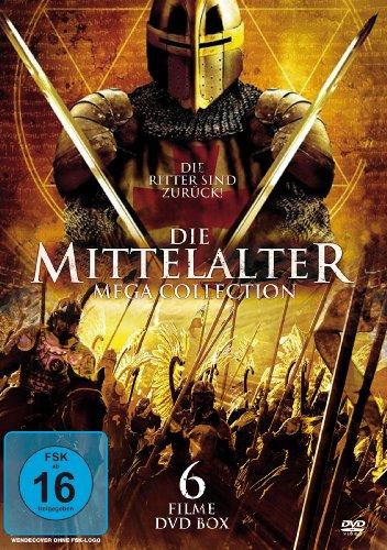 Die Mittelalter Mega Collection - Die Ritter sind zurück! [2 DVDs]