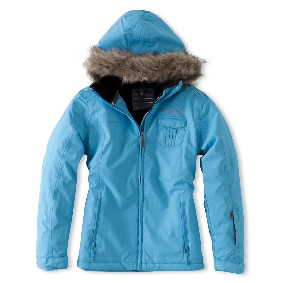 Brunotti Jalis Girls Jacket Kinderjacke hellblau (regatta) (176) kaufen