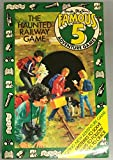 img - for The Haunted Railway Game (Famous Five Adventure Games) book / textbook / text book