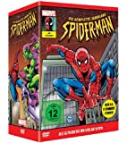 New Spider-Man - Die komplette Serie [10 DVDs]