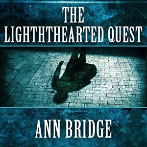 The Lighthearted Quest: Julia Probyn, Book 1 | [Ann Bridge]