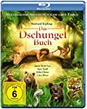 Rudyard Kiplings Das Dschungelbuch [Blu-ray]