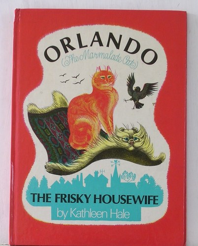 Orlando The Frisky Housewife