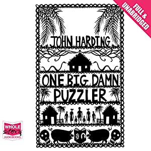 One Big Damn Puzzler Audiobook