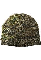 Quietwear Men's Fleece Lined Grassy Beanie