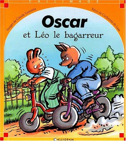Oscar et Léo le bagarreur