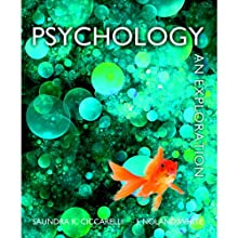 Psychology: An Exploration (       UNABRIDGED) by Saundra Ciccarelli Narrated by Mina Sands