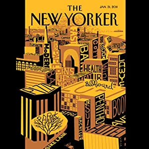 The New Yorker, January 31st 2011 (David E. Hoffman, Peter J. Boyer, Elizabeth Kolbert) | [David E. Hoffman, Peter J. Boyer, Elizabeth Kolbert]