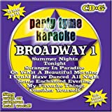echange, troc Karaoke - Party Tyme Karaoke: Broadway, Vol. 1