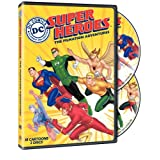 DC Super Heroes: The Filmation Adventures ~ Various
