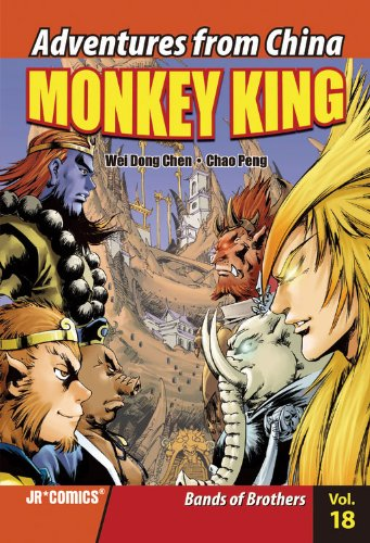 Monkey King # Volume 18 : Bands of Brothers