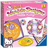 Ravensburger 2-in-1 Hello Kitty Mandala Designer