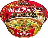 明星 中華三昧PREMIUM 銀座アスター監修 とろみ醤油麺 93g×12個