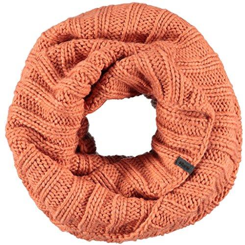 Barts - 15-0000000467, Sciarpa Donna, Arancione (Orange), Taglia unica (Taglia Produttore: One Size)