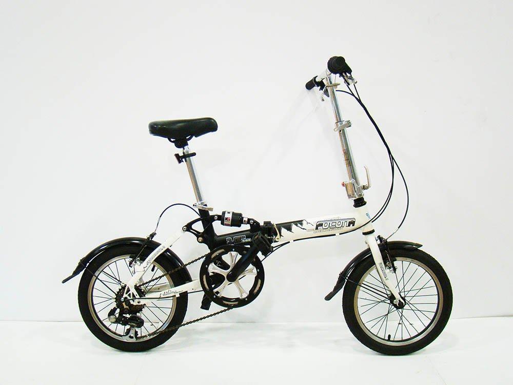 Bicicleta convencional Plegable