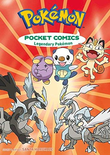 Pokémon Pocket Comics: Legendary Pokémon (Pokemon) (Pokemon Platinum Legendary compare prices)