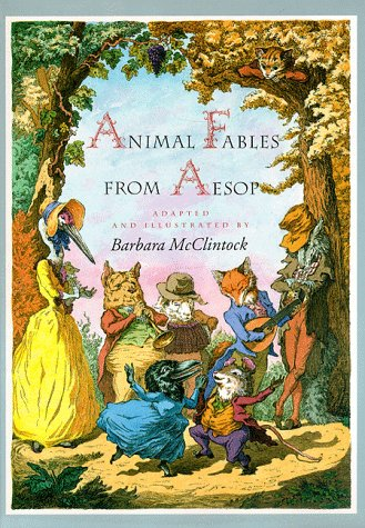 Animal Fables from Aesop, Aesop