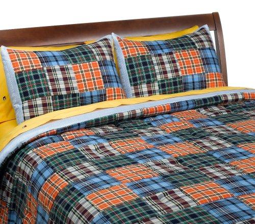 Tommy Hilfiger Patchwork Comforter Set