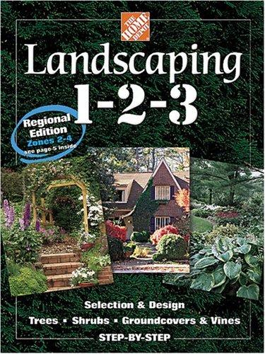 Landscaping 1-2-3: Regional Edition Zones 2-4, Jo Kellum