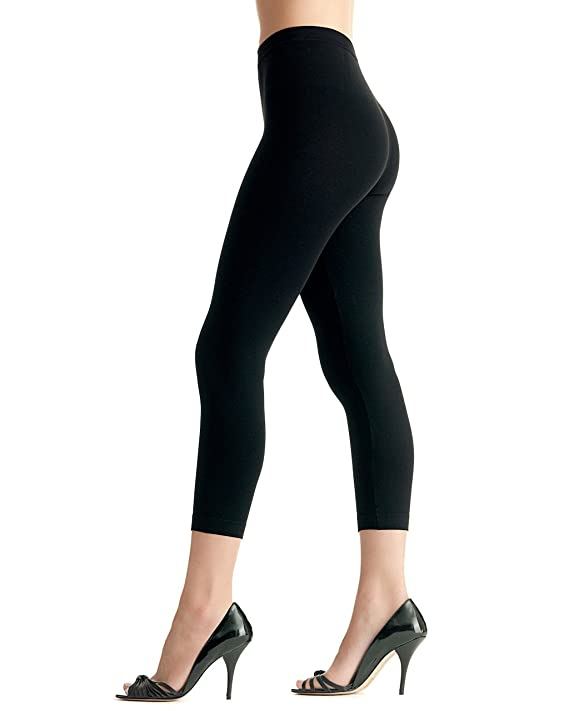 Functional Fashion Women's Biopromise Anti Cellulite Legging Control Top