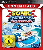 Sonic All - Stars Racing Transformed Essentials - [PlayStation 3]