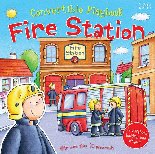 Convertible Playbook Fire Station