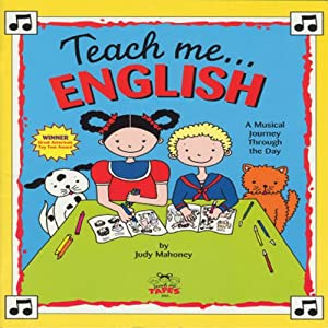 Teach Me English Audiobook