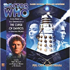 The Curse of Davros (Doctor Who) - Jonathan Morris