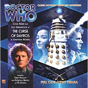 The Curse of Davros - Jonathan Morris
