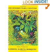 Gabriel Garcia Marquez (Author), Gregory Rabassa (Translator)  89,161% Sales Rank in Books: 26 (was 23,208 yesterday)  (987)  Buy new:  $24.99  $19.50  39 used & new from $13.70