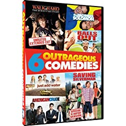 Outrageous Comedies - 6 Movie Set