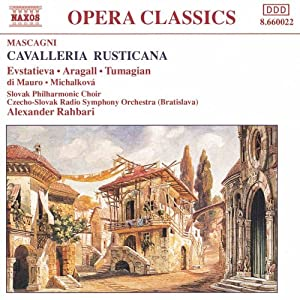 Mascagni: Cavalleria Rusticana (Highlights)