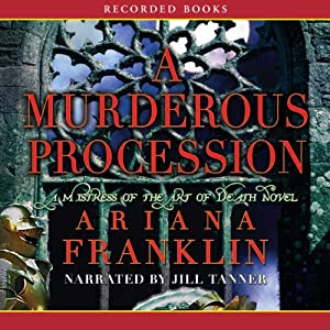 A Murderous Procession: A Mistress of the Art of Death Novel | [Ariana Franklin]