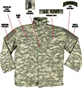ACU Digital Camouflage Army M-65 Field Jacket 8540 Size 3X-Large